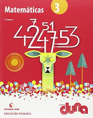 Matemáticas 3º EPO - Proyecto Duna (libro) - 9788430717637 por Lluis Josep Segarra Neira