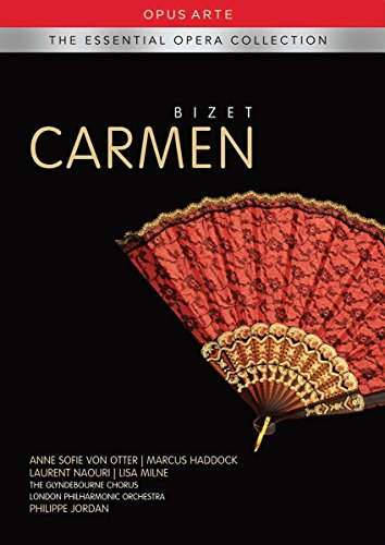 BIZET: Carmen (Glyndebourne, 2003) (Essential Opera Collection) [DVD-AUDIO]