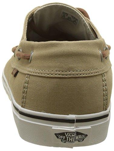 Vans Unisex-Erwachsene Chauffeur SF Sneaker Beige (Cornstalk/marshmallow Qc4)