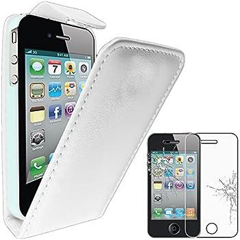 ebeststar - compatible coque iphone 4 4s apple etui housse pu