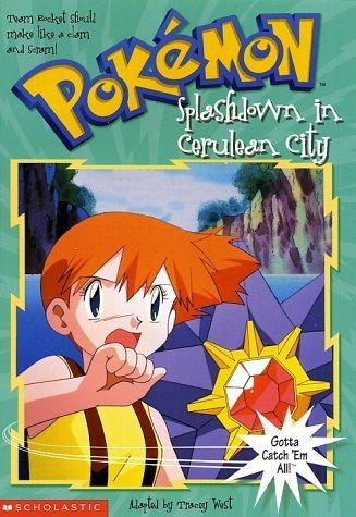 Splashdown in Cerulean City (Pokemon Chapter Book) by Tracey West (19-May-2000) Paperback