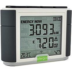 Efergy Technologies ELITE CLASSIC 3.0 Misuratore di risparmio di energia elettrica wireless