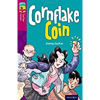 Oxford Reading Tree TreeTops Fiction: Level 10 More Pack B: Cornflake Coin - 10 Reading Level