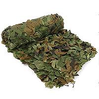 GDRAVEN Tela Red de Camuflaje - Camuflaje Mallas de Protección - Camuflaje para para la Caza Camping Ocultar Ejército, Ejército Combate Militar Táctico