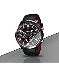LEMFO Smart Watch LEF2 Android 5.1 Bluetooth Smart Watch Phone ROM 8GB Heart Rate Monitor Pedometer Tracker for Android IOS Iphone Touch Screen Smartwatch Cell Phone 3G WIFI GPS SIM Card with Camera