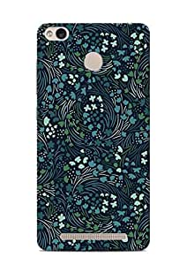 Print Station Printed Back Cover For Xiaomi Redmi 3S Prime