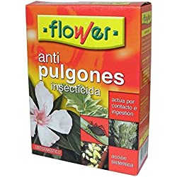 Flower Dimafid 40 - Antipulgones, 50 ml, transparente