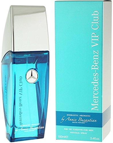 Mercedes-Benz VIP Club Eau de Toilette Energetic Aromatic Natural Spray, 100 ml