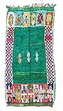 Trendcarpet Tappeto Berberi dal Marocco Boucherouite 300 x 140 cm