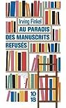 Au paradis des manuscrits refusés par Finkel
