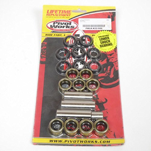 Preisvergleich Produktbild Kit Reparatur-biellettes Pivot Works Moto Kawasaki 80 KX 1990 pwlk-k22 – 000