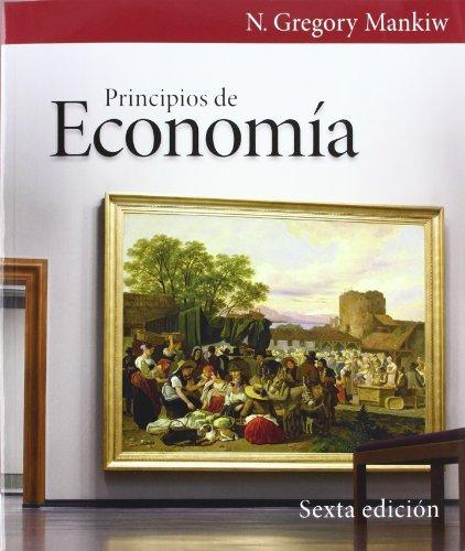 Principios de economía 6ª edición