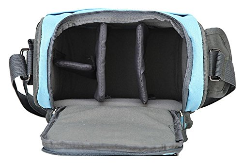 Z&HXFotografia reflex borsa fotografica borsa Borse a tracolla impermeabile multifunzione , desert yellow , 26*16*21cm desert yellow