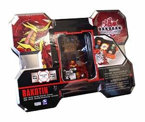 Bakugan Gundalian Invaders Bakutin - Saison 3 - Rouge