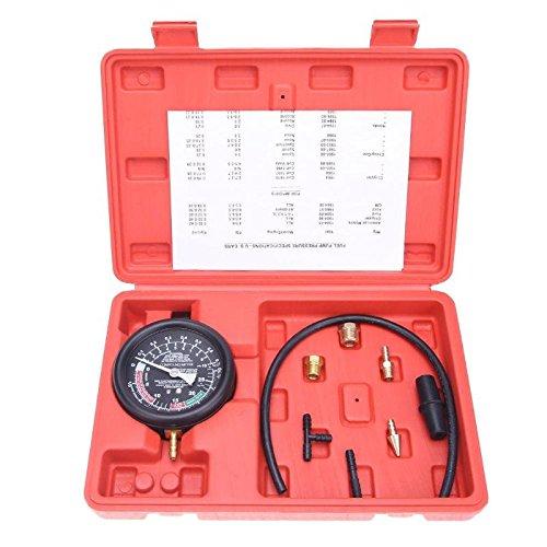 Ocamo Multifunktions-Auto-Motor-Vakuum-Manometer für Kraftstoff-System, Vakuum-System, Dichtungsdichtigkeitsprüfer, Auto-Werkzeuge -