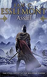Assail: The Final Novel of the Malazan Empire by Ian C. Esslemont (2015-12-22)