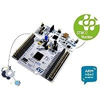 Stm32par Sttm Nucleo-l152re Nucleo-64carte de développement avec Stm32l152re MCU, prend en charge Arduino et ST Morph Connectivité