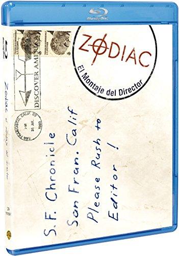 Zodiac (El Montaje Del Director) [Blu-ray] 51cEOgvfQSL