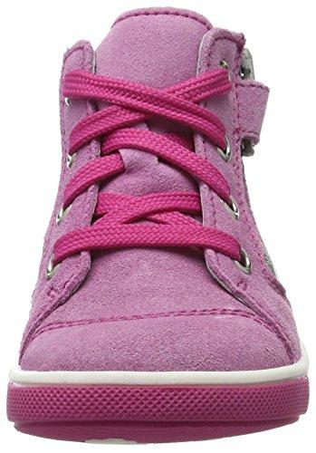 Richter Kinderschuhe Sing, Chaussures Marche Bébé Fille Pink (Candy)