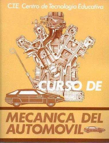 CURSO DE MECÁNICA DEL AUTOMÓVIL. Tomo 3. TRANSMISIÓN. DIFERENCIAL. TRACCIÓN 4 x 4. FRENOS. 18ª ed.