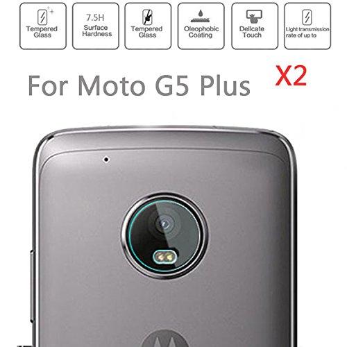 superior ZRL® 7 h HR gehärtet Glas Kamera Linse Protector Film Guard für Moto G5 Plus Film Protector Guard