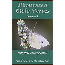 Illustrated Bible Verses: Volume 15 (English Edition)