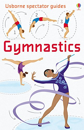 Gymnastics: Usborne Spectator Guides (English Edition) por Sam Lake