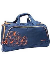 "Traworld 24"" Traveling Duffle Bags (blue)"