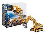 REVELL CONTROL 23496 – Mini RC Digger, Giallo