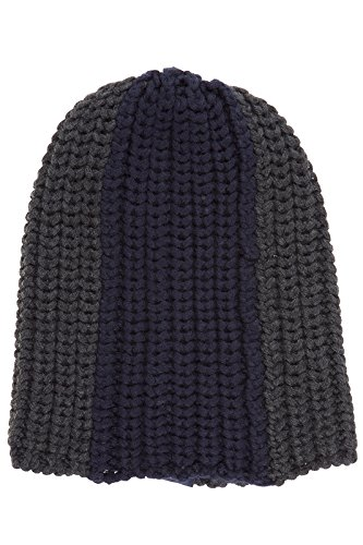 Armani Jeans cuffia berretto uomo in lana originale grigio EU M 934008 6A712 02842