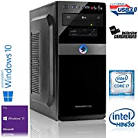 Memory PC Intel i7-9700 8X 3.0 GHz, ASUS, 16 GB DDR4, 480 GB SSD + 2000 HDD, Intel UHD Graphics 630, Windows 10 Pro 64bit