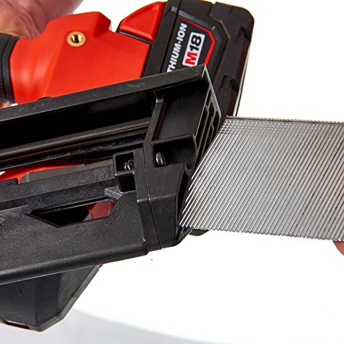 Milwaukee M18CN16GA-0 Angled 16G Nail Gun 18V cordless Li-ion Finish Nailer