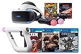 Playstation 4 VR FPS Ensemble de Manette de visée Deluxe : Borderlands 2 VR,...