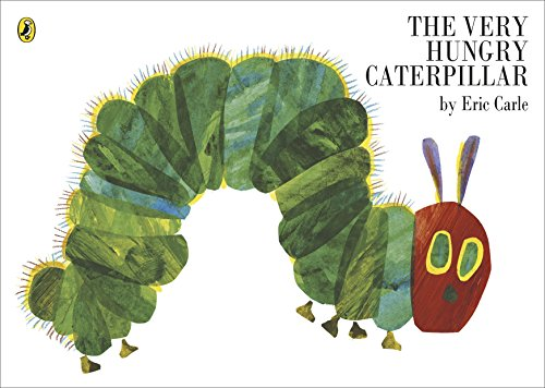 The Very Hungry Caterpillar by [Carle, Eric]
