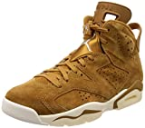 Air Jordan 6 Retro Schuhe Sneaker 7.5 D(M) US, Golden Harvest