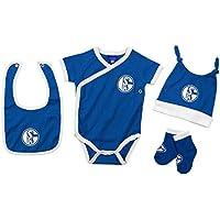 FC Schalke 04 Geschenkbox Baby Set