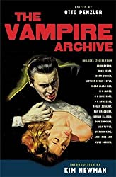 The Vampire Archive by Otto Penzler (2009-10-15)