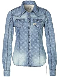 khujo Damen Shirt WENDEL 1009SH141