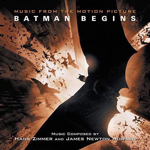 Batman Begins (Original Film Soundtrack)-Blue Lp [Vinyl LP]