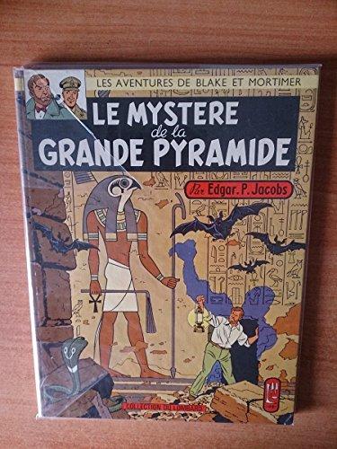 Le mystere de la grande pyramide; la chambre d&#39...