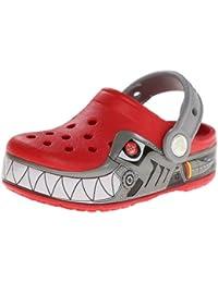 Crocs CrocsLights Robo Shark Clog PS Jungen Clogs