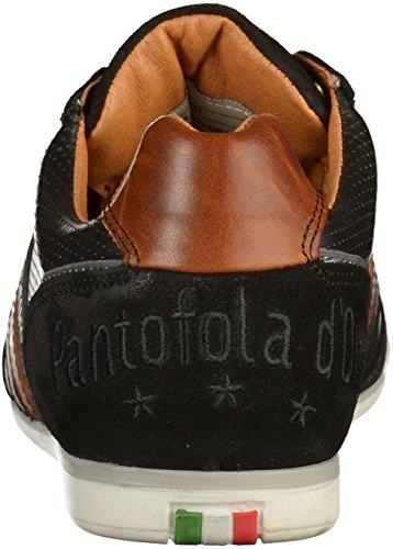 Pantofola dOro Vasto Uomo Low, chaussons dintérieur homme Noir