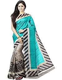 Sarees (IndoPrimo Women's Clothing Saree For Women Latest Design Wear Saree Collection In Attractive Color Latest...