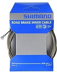 Shimano 80035014 - Juego De Cables De Freno Para Tandem De Carretera