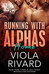 Home: Werewolf BBW Romance (Running With Alphas Book 7) (English Edition)