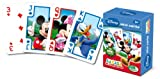 Modiano Disney - Mini Carte da Gioco La casa di Topolino