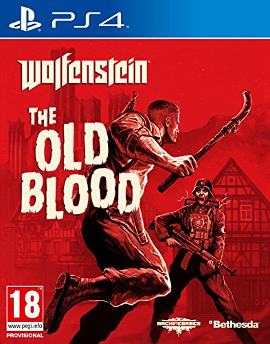 Wolfenstein: The Old Blood [Importación Inglesa]
