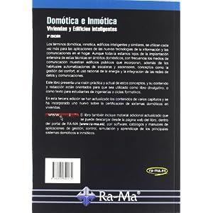 Domótica e inmótica. Viviendas y Edificios Inteligentes. 3ª Edición