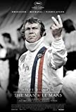 Steve McQueen The Man and LeMans Movie Poster (68,58 x 101,60 cm)