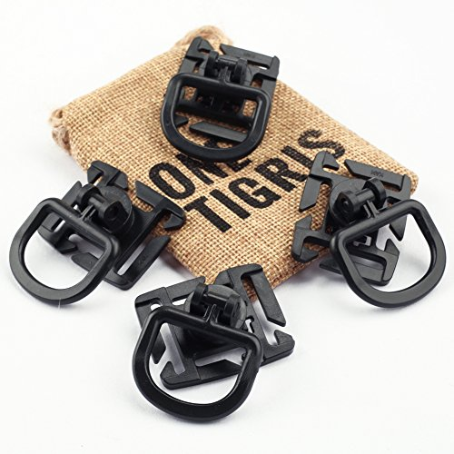 onetigris-4-pcs-tactical-360-rotation-d-ring-clips-molle-webbing-attachment-for-backpacks-edc-black